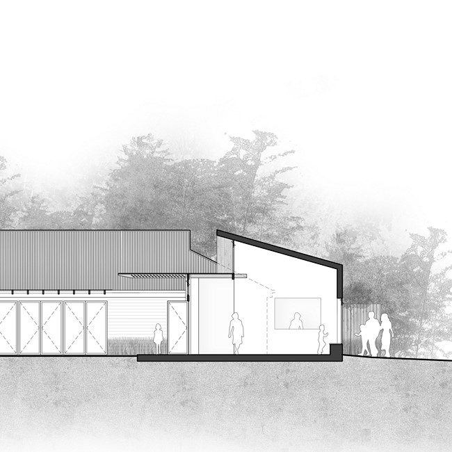 CZYK studio | Educational sustainable facility | Work in progress