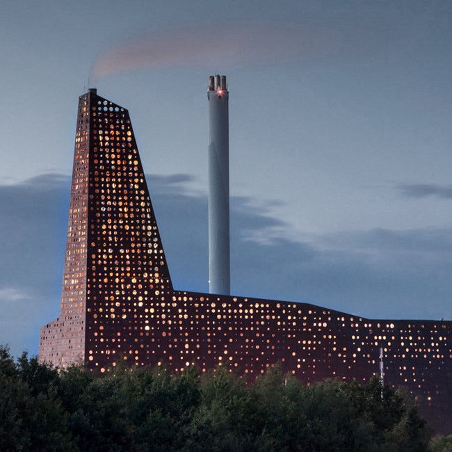 @ (designed by) Erick van Egeraat | Roskilde Waste to Energy Line | Denmark